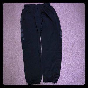 Men's dry fit Nike sweatpants